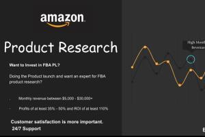 Portfolio for Successful Amazon Product Research