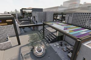 Portfolio for Freelance Architect