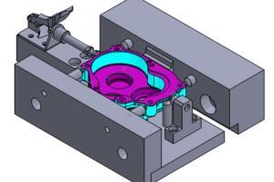 Portfolio for SOlidwork designer and manufacturing
