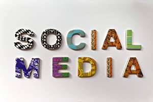 Portfolio for social media content writer