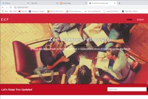 Portfolio for Front-End Developer & WordPress Expert
