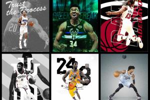 Portfolio for Sports Banner and Poster Design