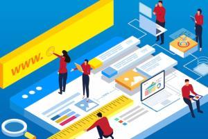 Portfolio for Building websites for your tastes