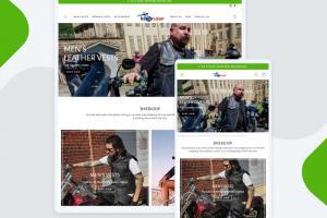 Portfolio for Shopify Website OR Shopify Store Design
