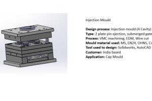 Portfolio for Industrial design ~ 3d-2d modeling ~ CAD