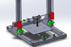 Portfolio for cad designer and additive manufacturing