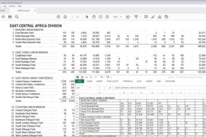 Portfolio for PDf to Excel Conversion