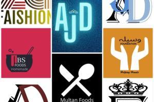 Portfolio for i create creative logo design