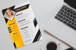 Portfolio for Resume writing