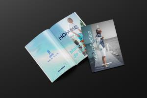 Portfolio for design your catalogue or magazine