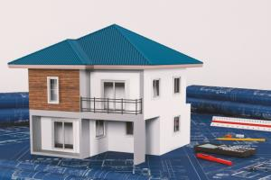 Portfolio for 3d House Model and Floor Plan Drafting