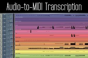 Portfolio for Audio to MIDI Transcription