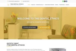 Portfolio for Business Wordpress Website Development