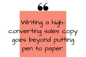 Portfolio for High Converting Copywriter