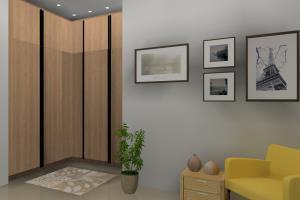 Portfolio for Wardrobe Design