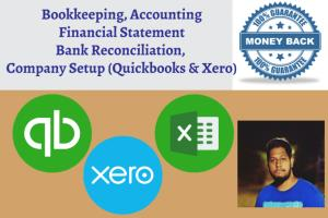 Portfolio for Accounting, Bookkeeping and Auditing