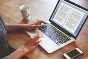 Portfolio for English writer and translator