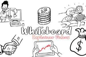 Portfolio for Whiteboard Animation