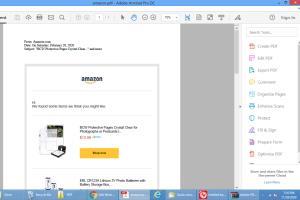Portfolio for PDF conversion & PDF editing