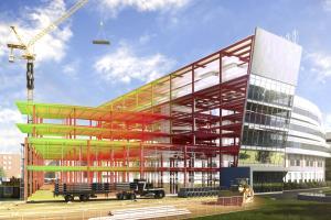 Portfolio for Revit bim360 architectural & mep design